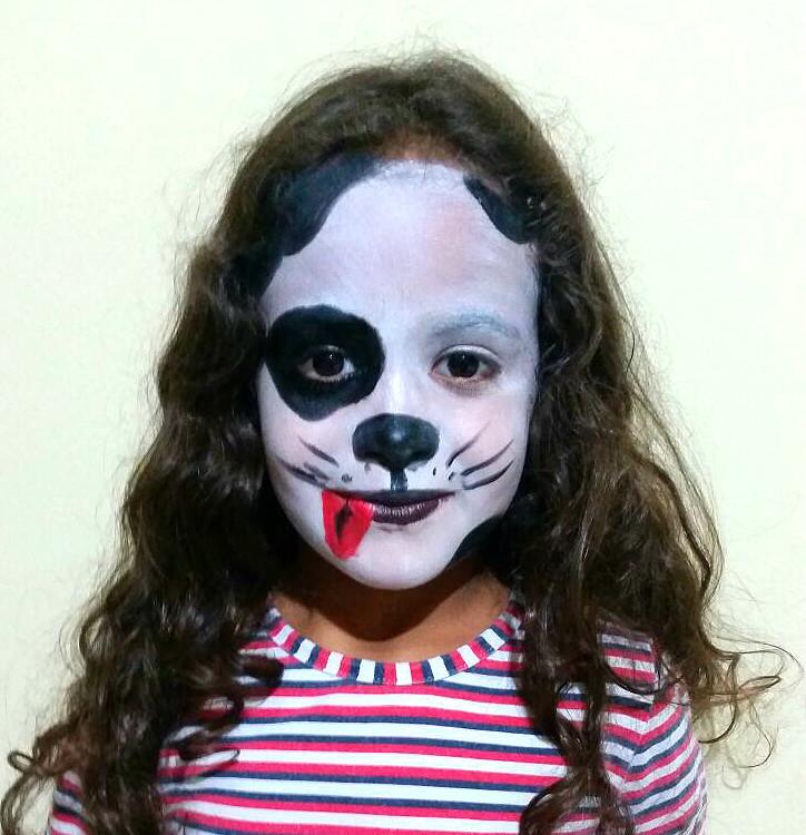 Maquiagem Artística - Pintura Facial Infantil Veja mais no meu Blog Vaidosas de Batom:  www.vaidosasdebatom.com maquiagem maquiador(a) docente / professor(a)