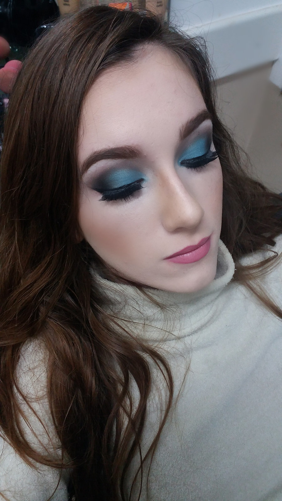 #maquiagemriopreto #beauty #makeup #brunavirgili maquiagem maquiador(a) designer de sobrancelhas
