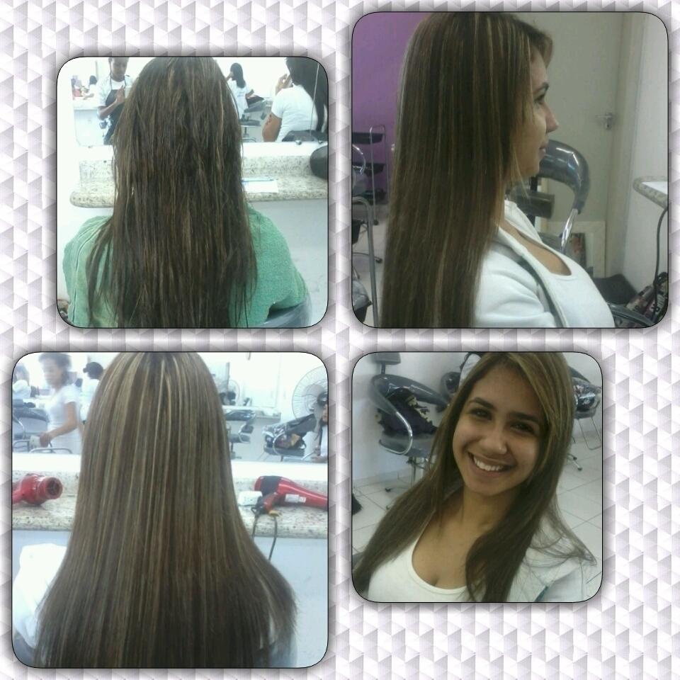 #Botox cabelo auxiliar cabeleireiro(a)