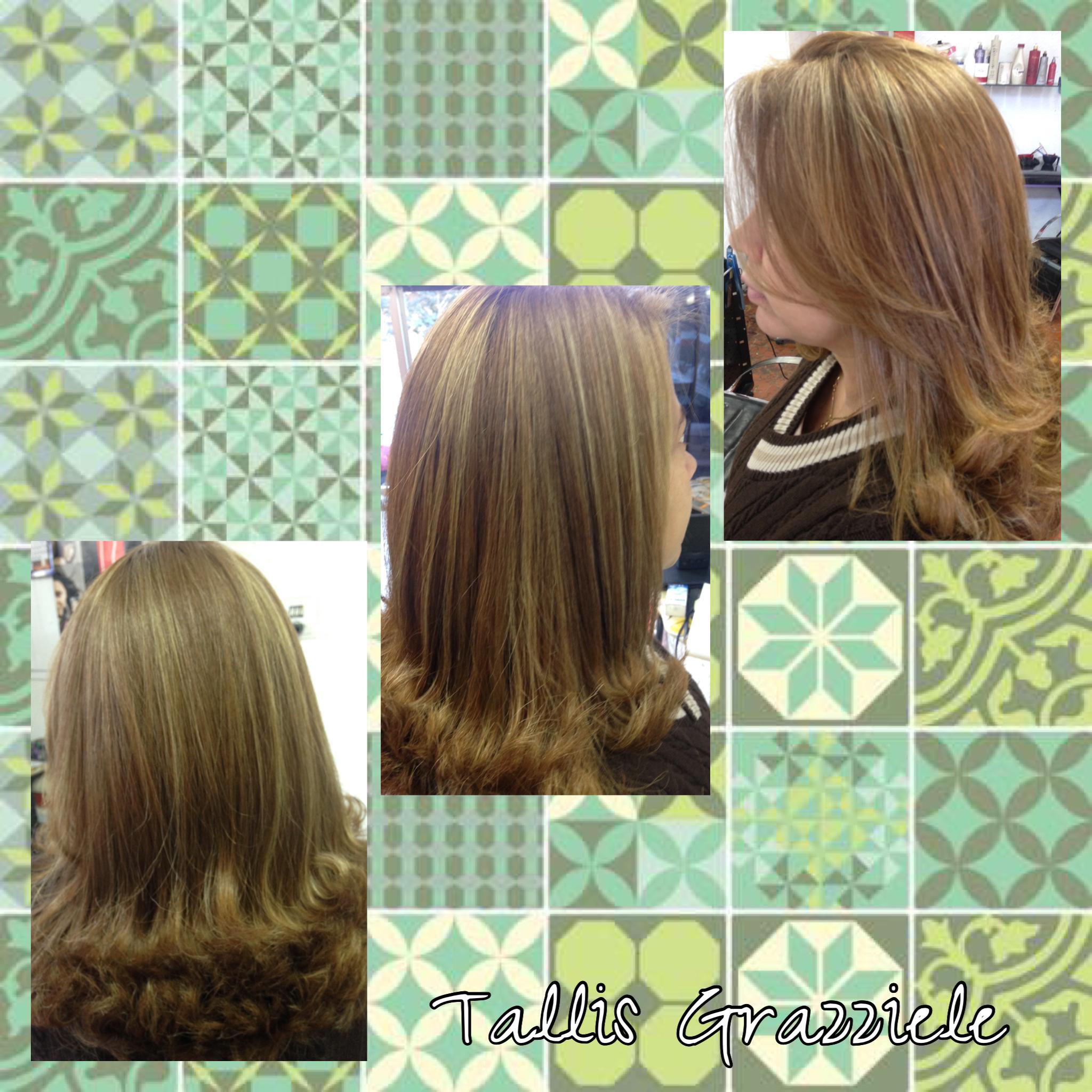 Luzes ! cabelo cabeleireiro(a)