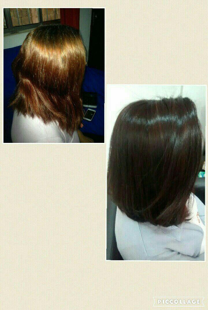 Coloração cabeleireiro(a)