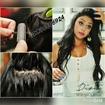 Mega feito com polímeros queratina #dionimegahairestylist #longhair #megahaircuritiba #hair #cabelo #queratina #hotheades  #megahair #alongamento #aplique #cabelos