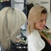 #mechas #hair #antesdepois #mechasplatinadascuritiba #vem #colonialle #olaplex #rei #mechascriativas #loiras #blond #expert