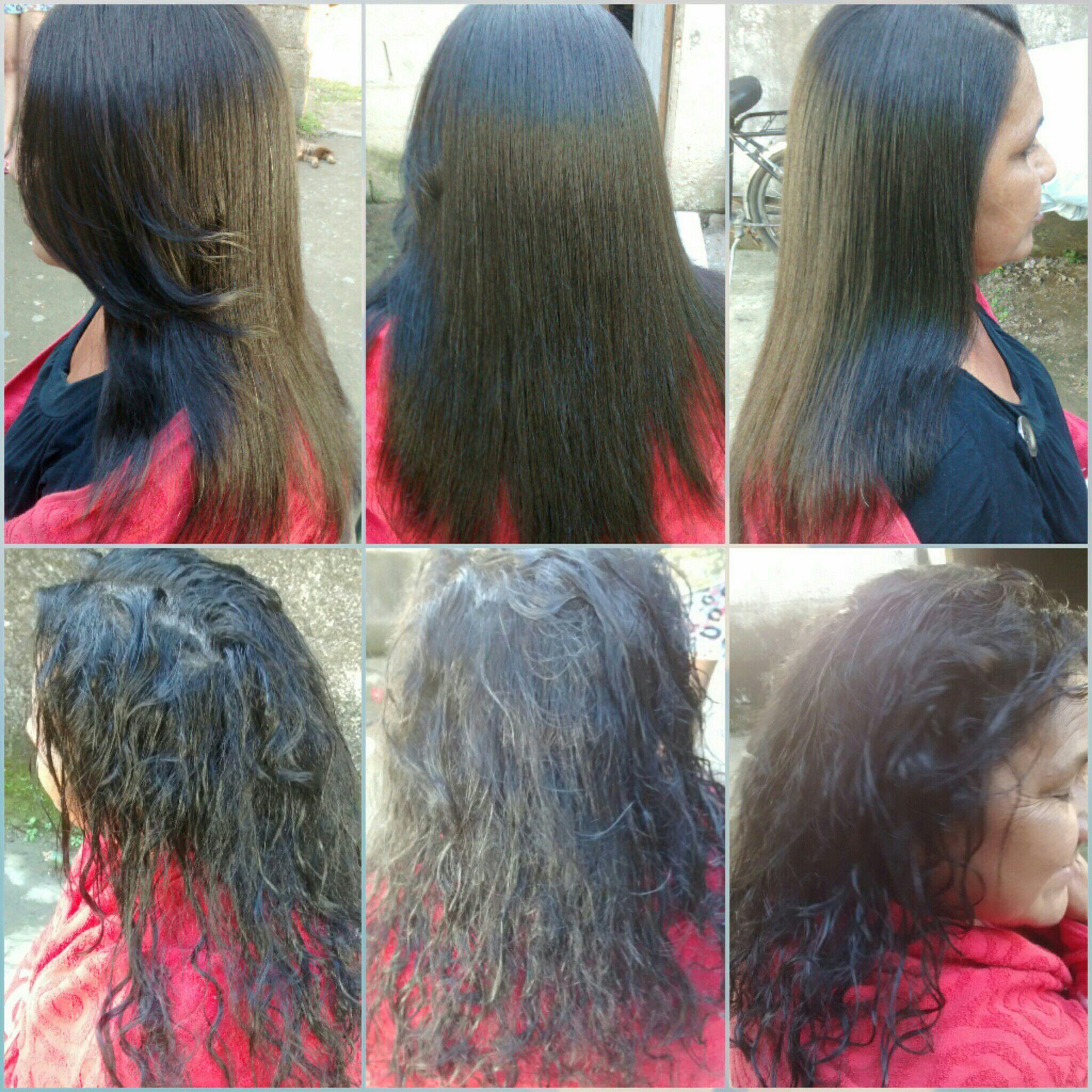 Botox...  Muito o brilhooo. cabelo auxiliar administrativo auxiliar cabeleireiro(a) recepcionista