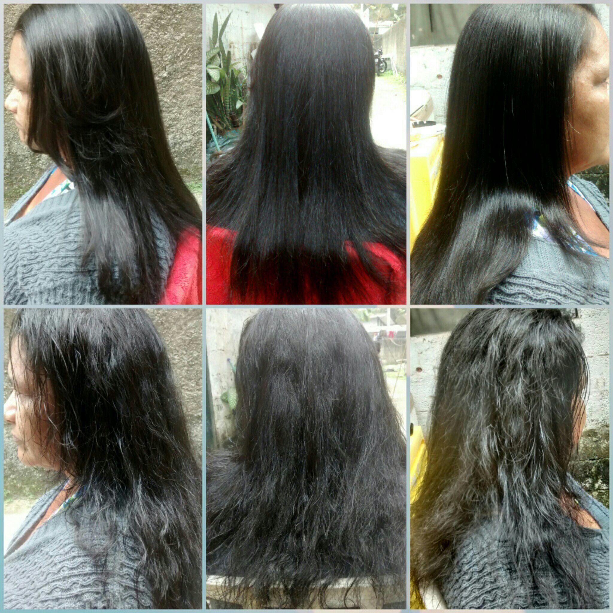 Progressiva Gradativa... 2°vez Alinhamento dos fios e diminuição do volume. cabelo auxiliar administrativo auxiliar cabeleireiro(a) recepcionista
