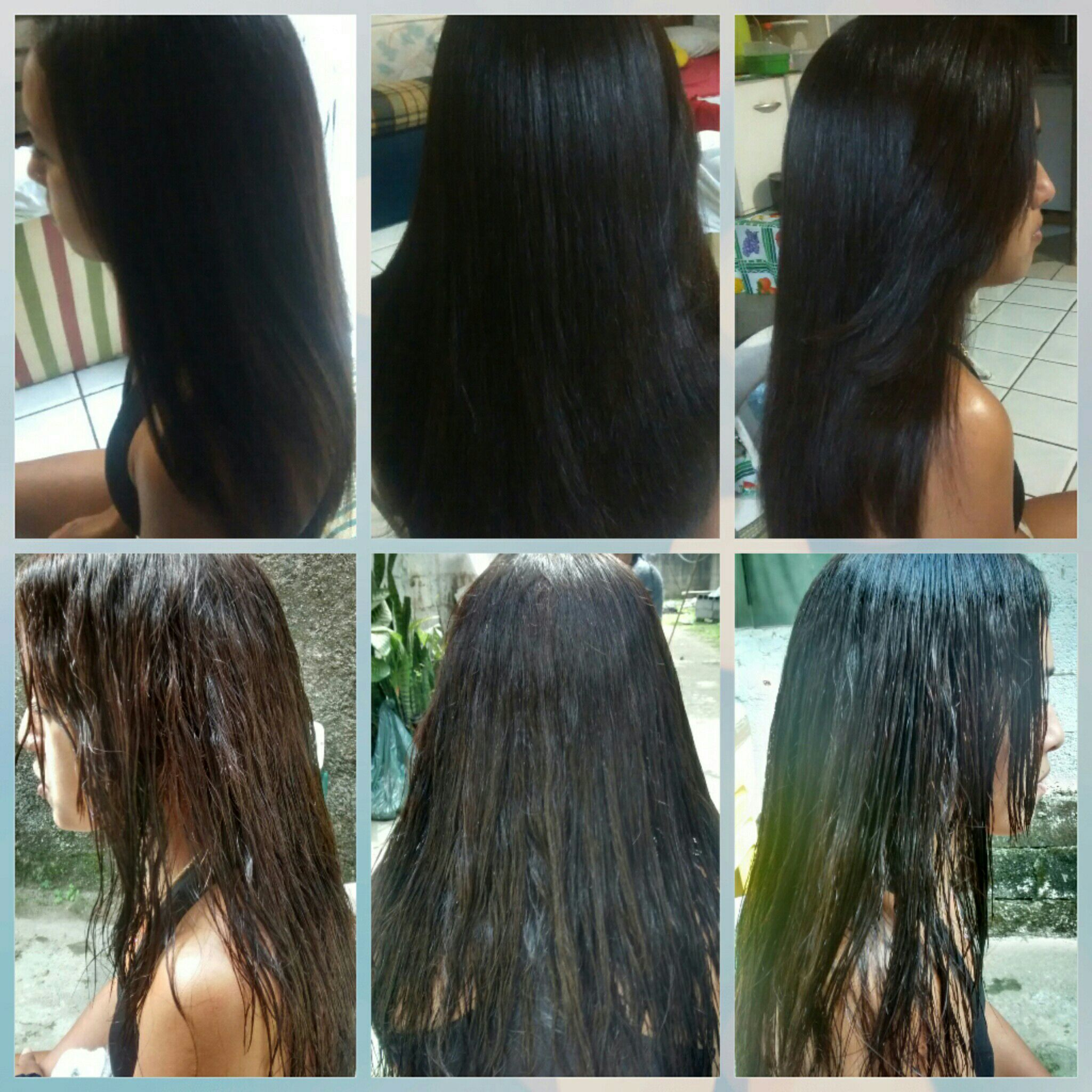 Hidratação e Reconstrução dos fios... cabelo auxiliar administrativo auxiliar cabeleireiro(a) recepcionista