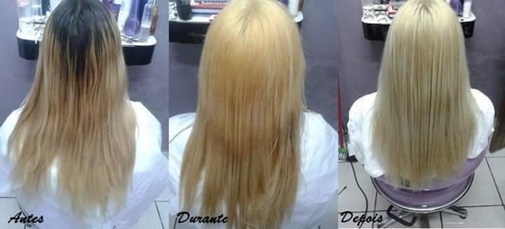 #coloração #antesdurantedepois cabelo cabeleireiro(a) auxiliar cabeleireiro(a) manicure e pedicure depilador(a) cabeleireiro(a)