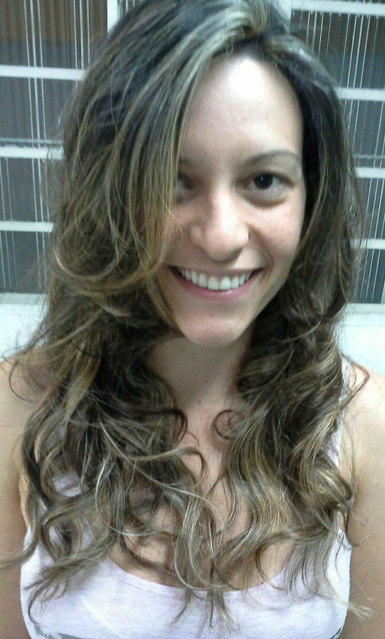 Om bre hair , ton sobre ton  , caramelo, Veravisagista, cabelereira cabelo stylist / visagista cabeleireiro(a)