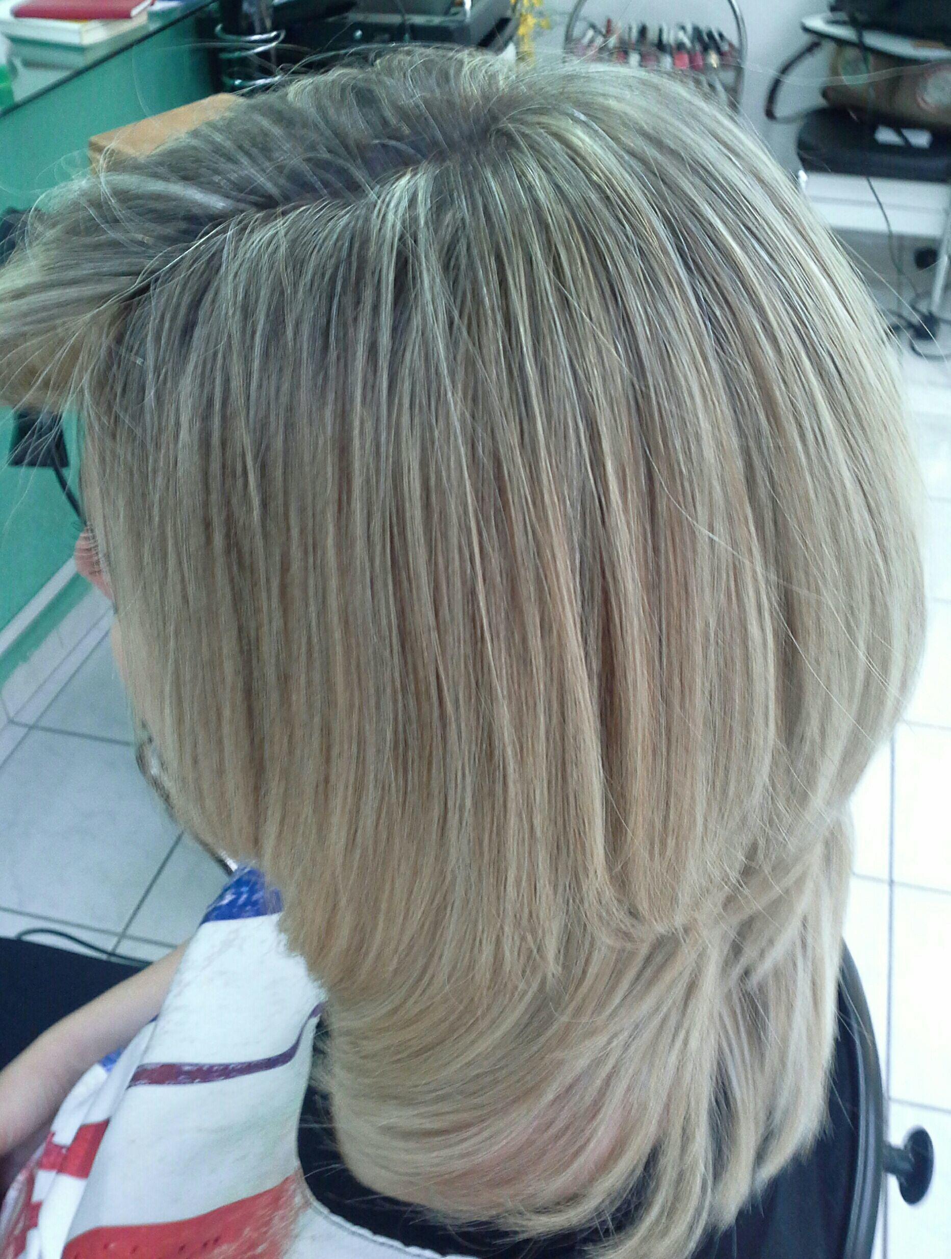 Corte e luzes  Veravisagista   são  paulo cabelo stylist / visagista cabeleireiro(a)