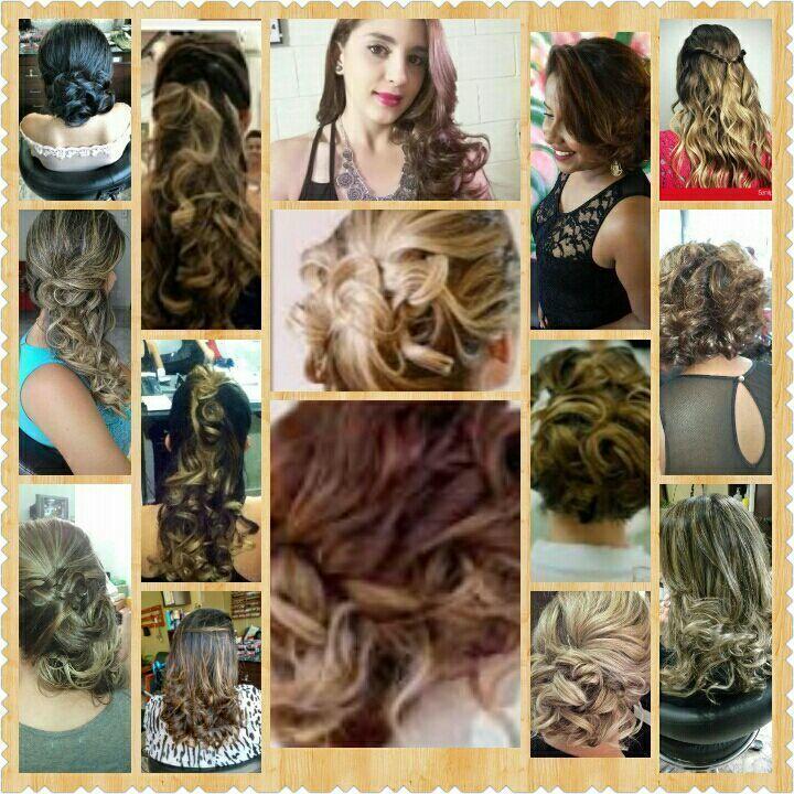 Penteados e make-up outros cabeleireiro(a) maquiador(a)
