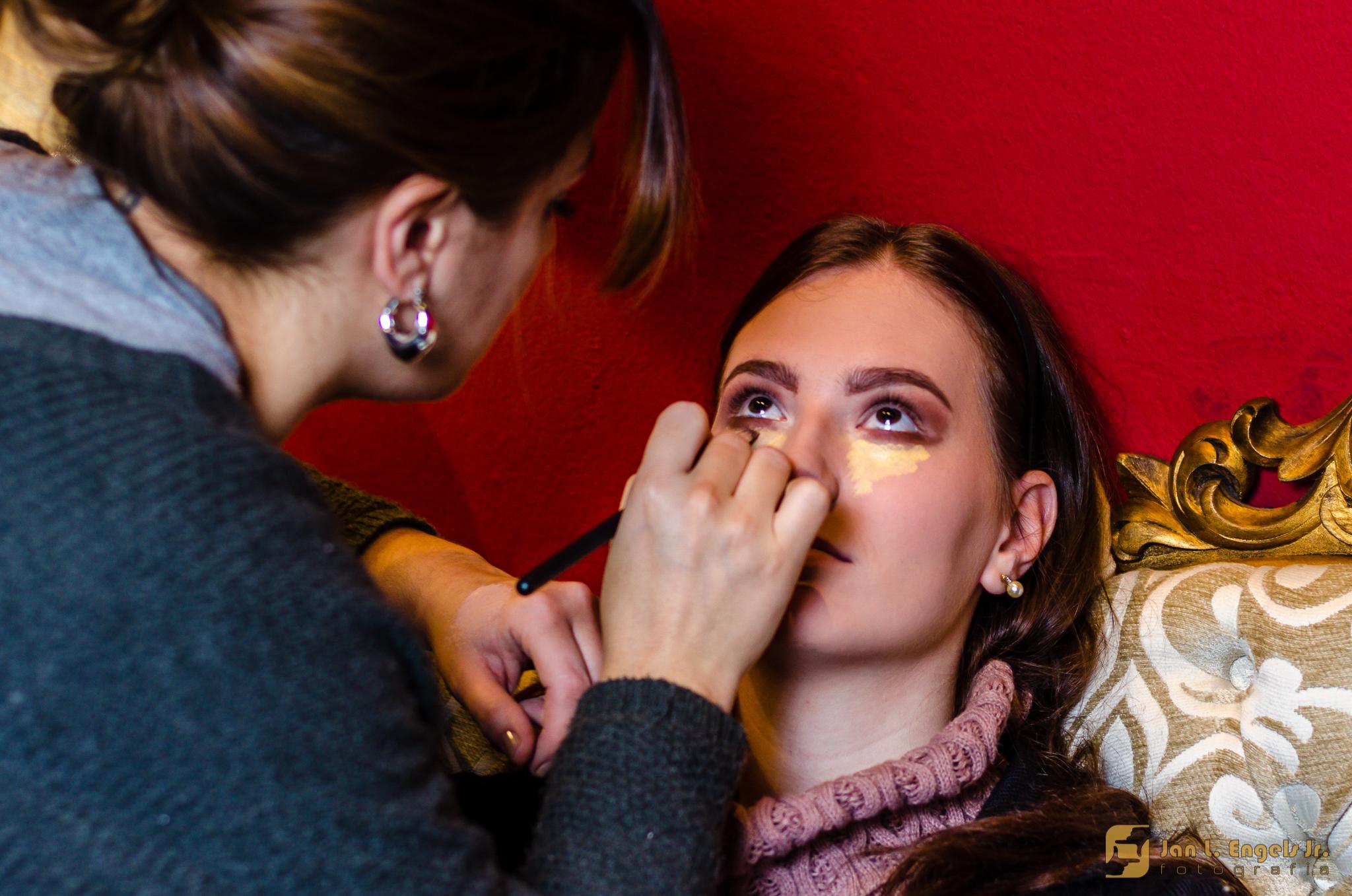 Makuep Editorial maquiagem maquiador(a)