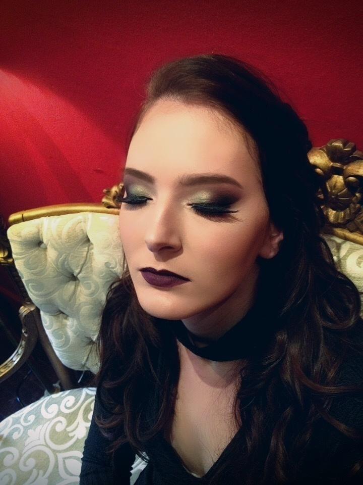 Editorial Makeup maquiagem maquiador(a)