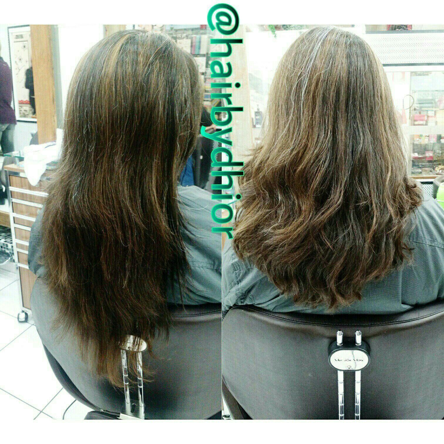 Corte e Secagem Torcida cabelo cabeleireiro(a)