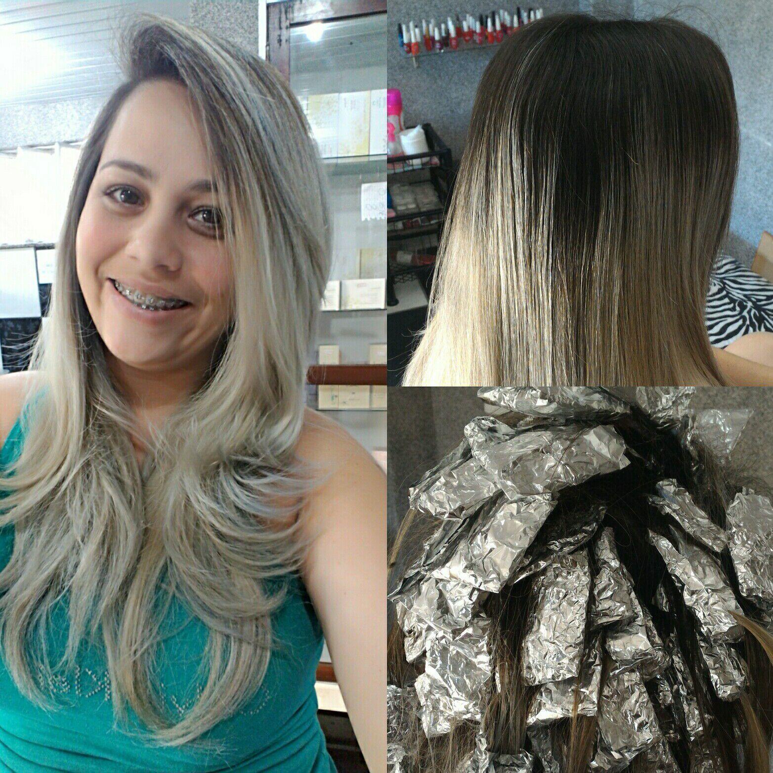 Retoque de mechas platinadas cabelo cabeleireiro(a) auxiliar cabeleireiro(a) cabeleireiro(a)