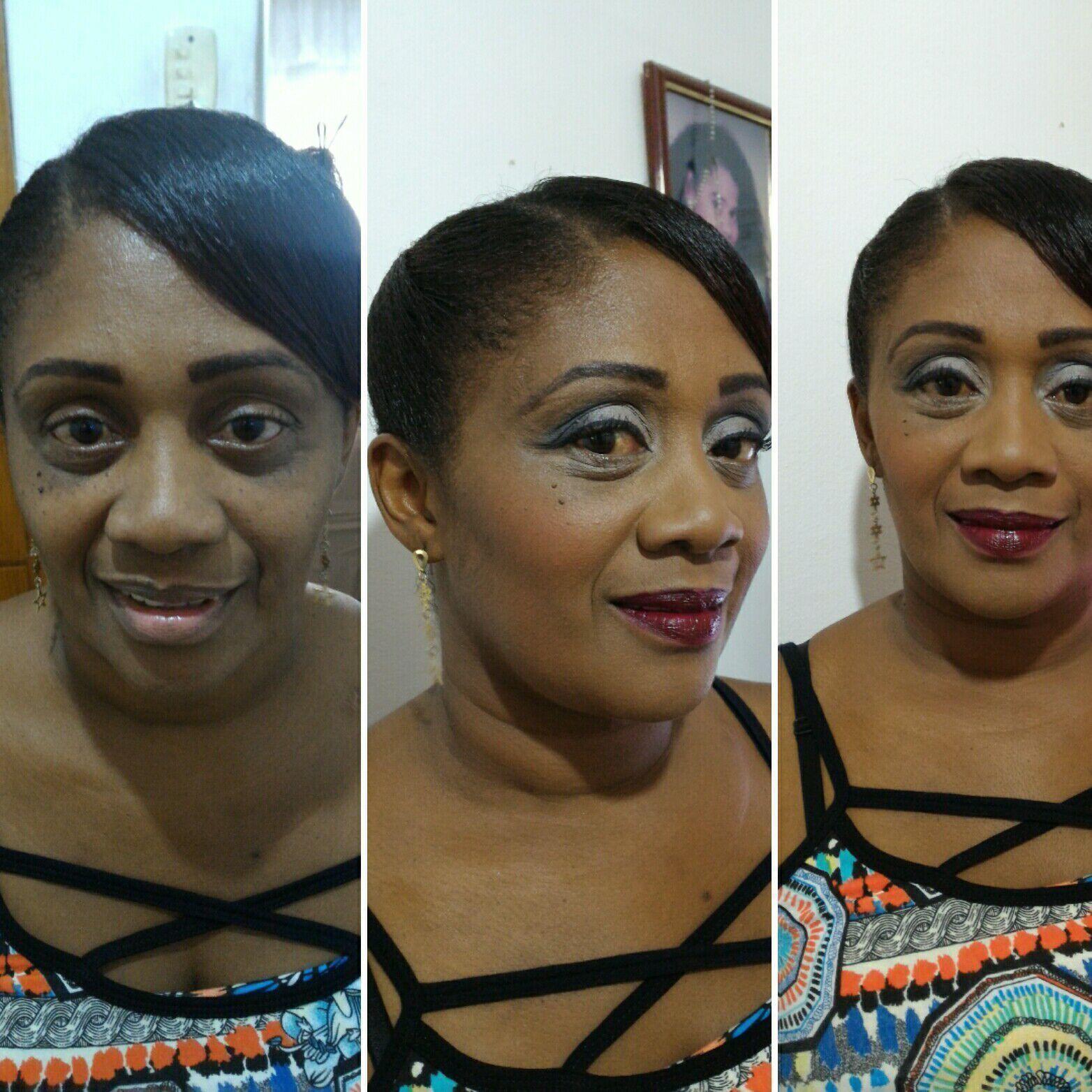 Makeup maquiagem cabeleireiro(a) auxiliar cabeleireiro(a) cabeleireiro(a)