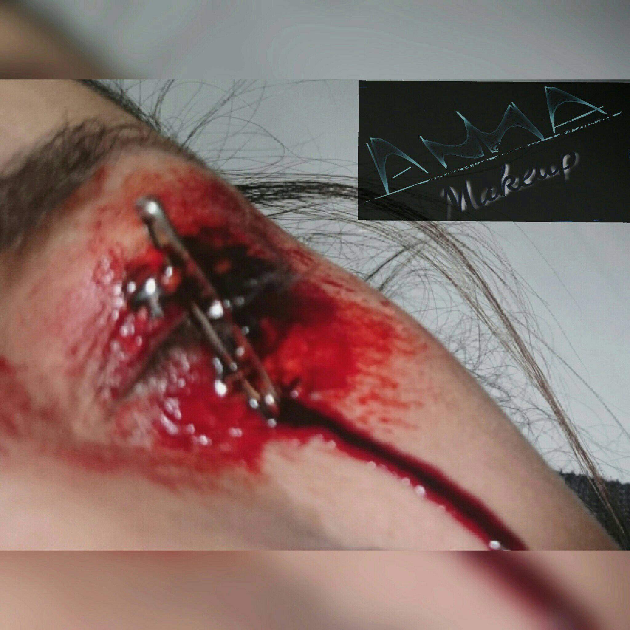 Alfinetada... Maquiagem Artística maquiagem maquiador(a) maquiador(a) maquiador(a)