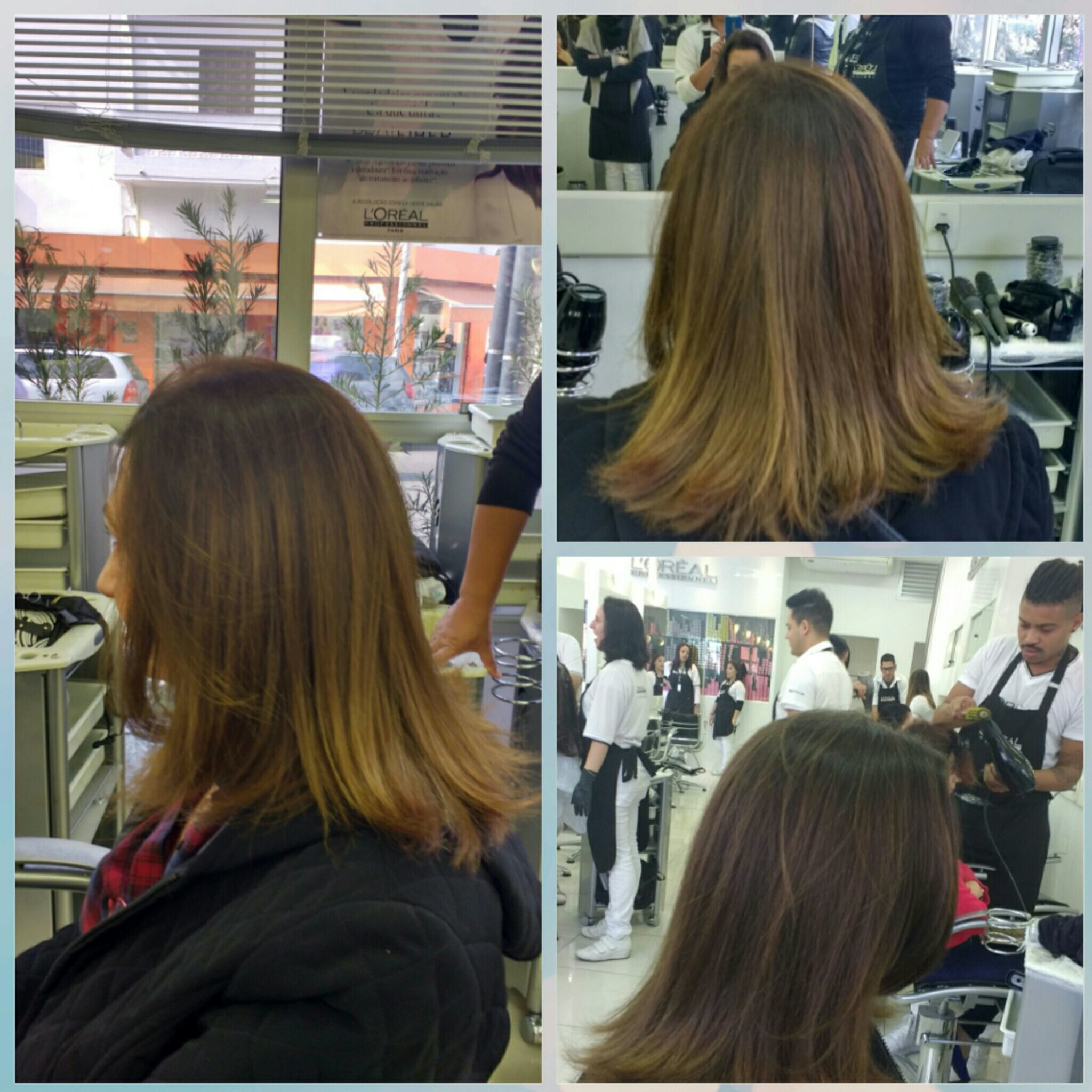 auxiliar cabeleireiro(a) cabeleireiro(a)
