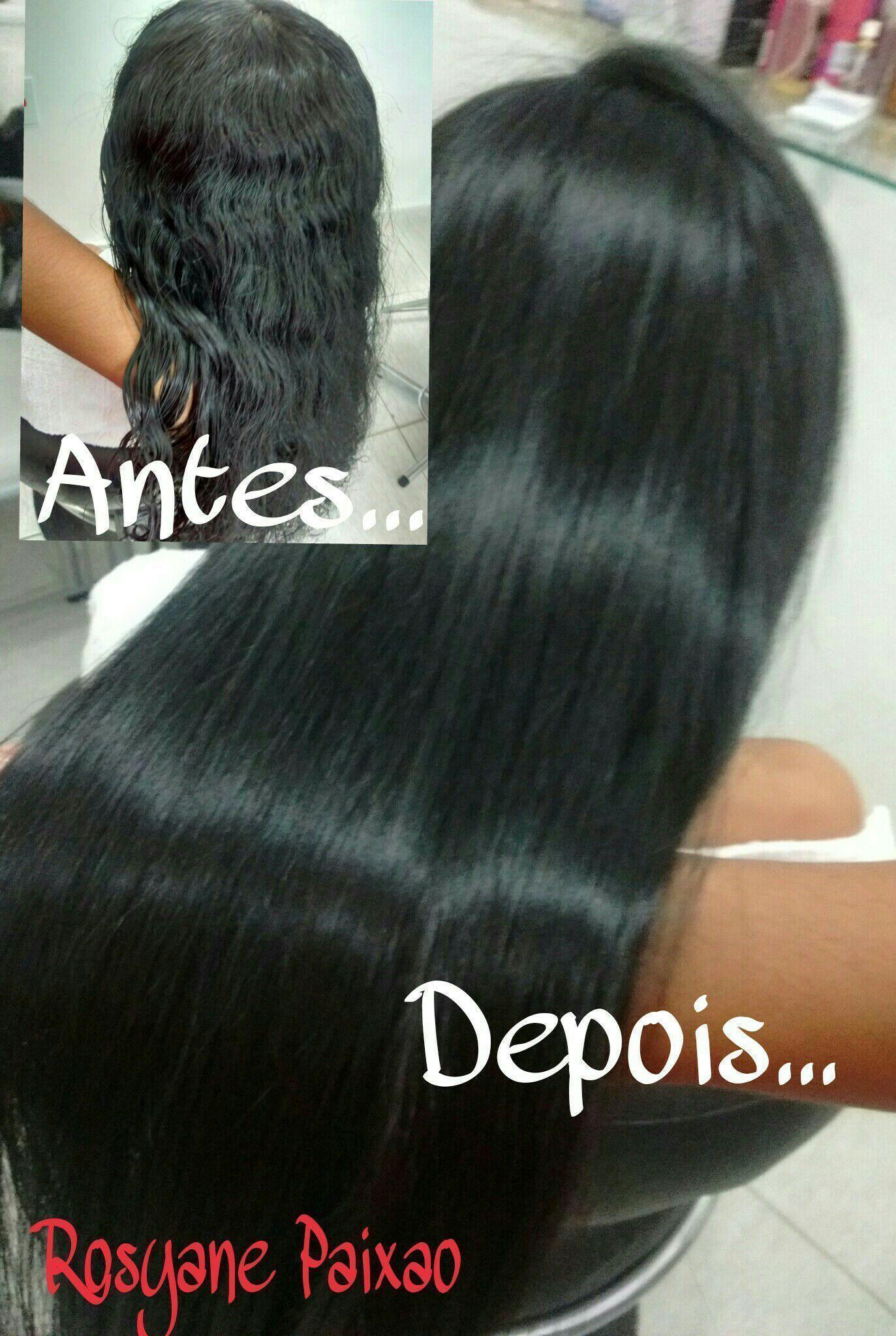 Escova progressiva Portier Fine cabelo cabeleireiro(a)