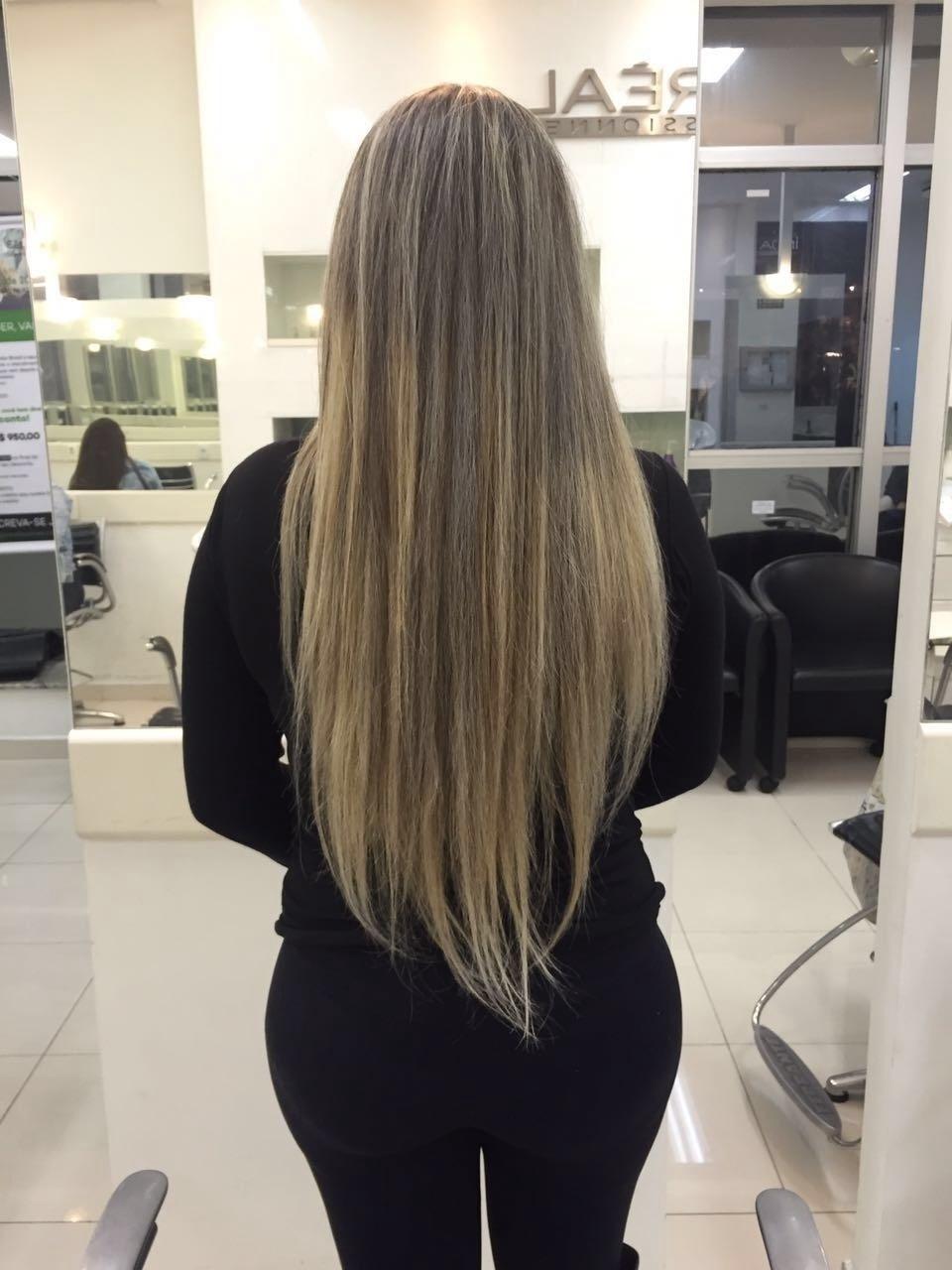Retoque (depois)  cabelo cabeleireiro(a) auxiliar cabeleireiro(a)