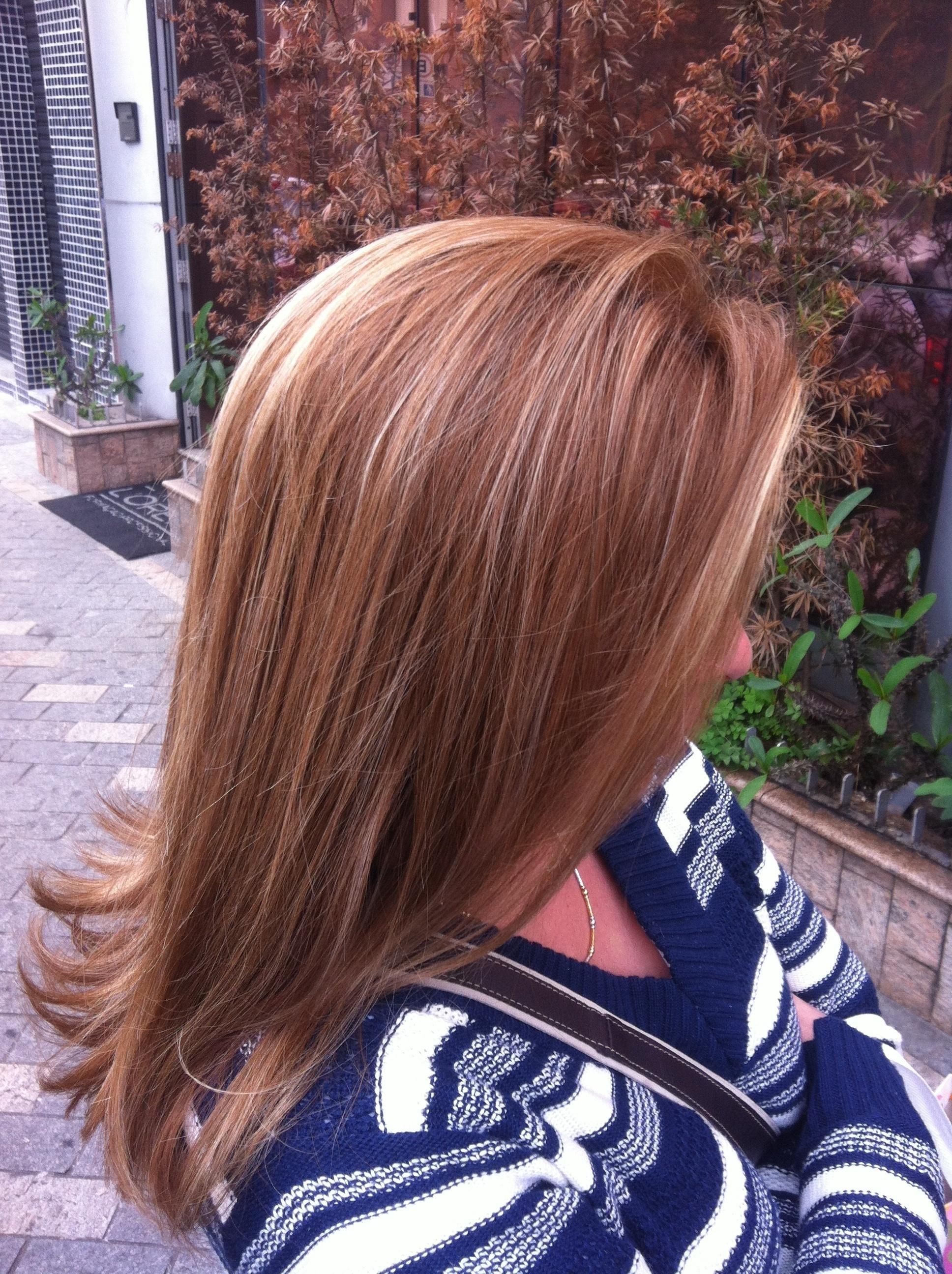 Mechas #iluminada cabelo cabeleireiro(a) auxiliar cabeleireiro(a)