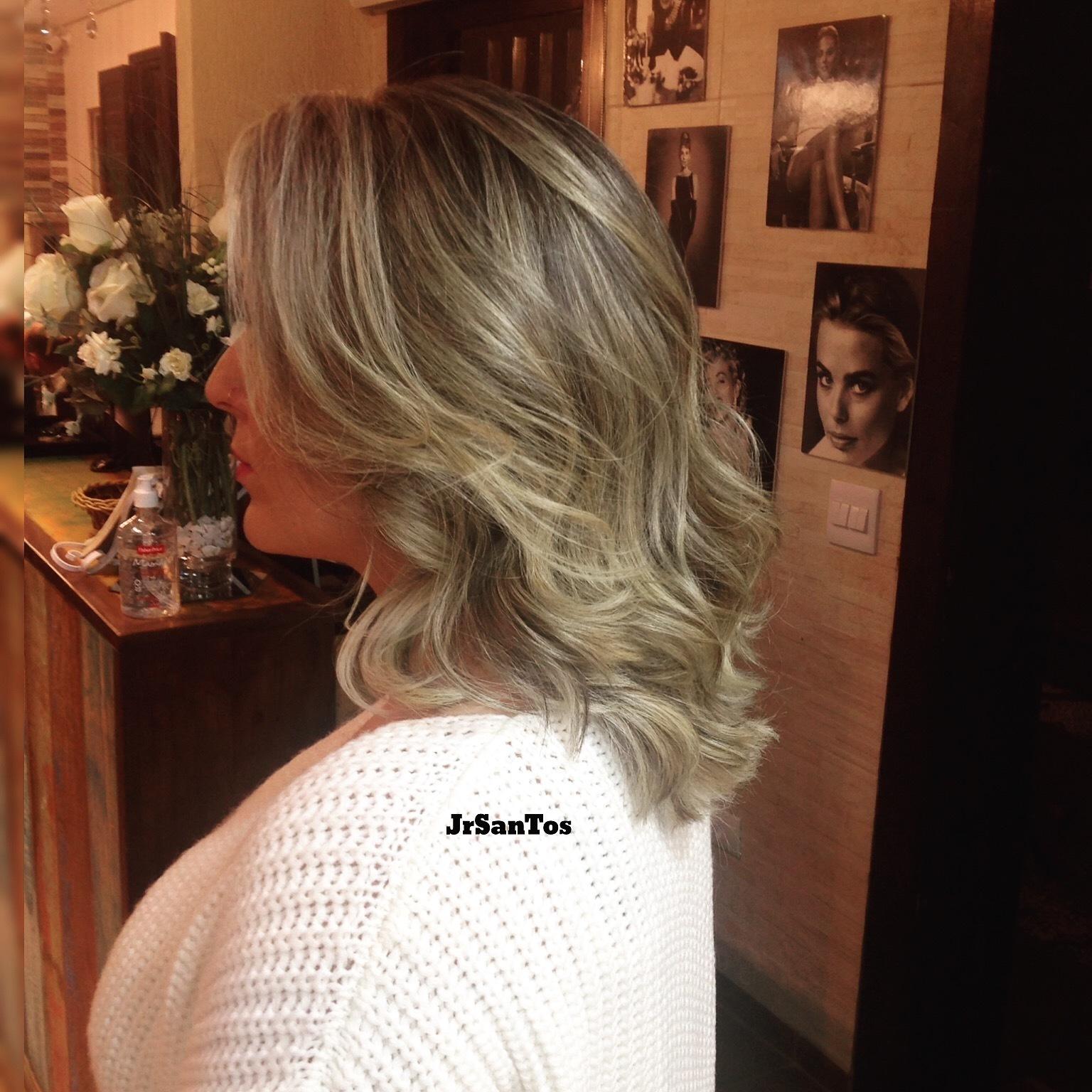 #blondecriacoes #jrsantos cabelo cabeleireiro(a)