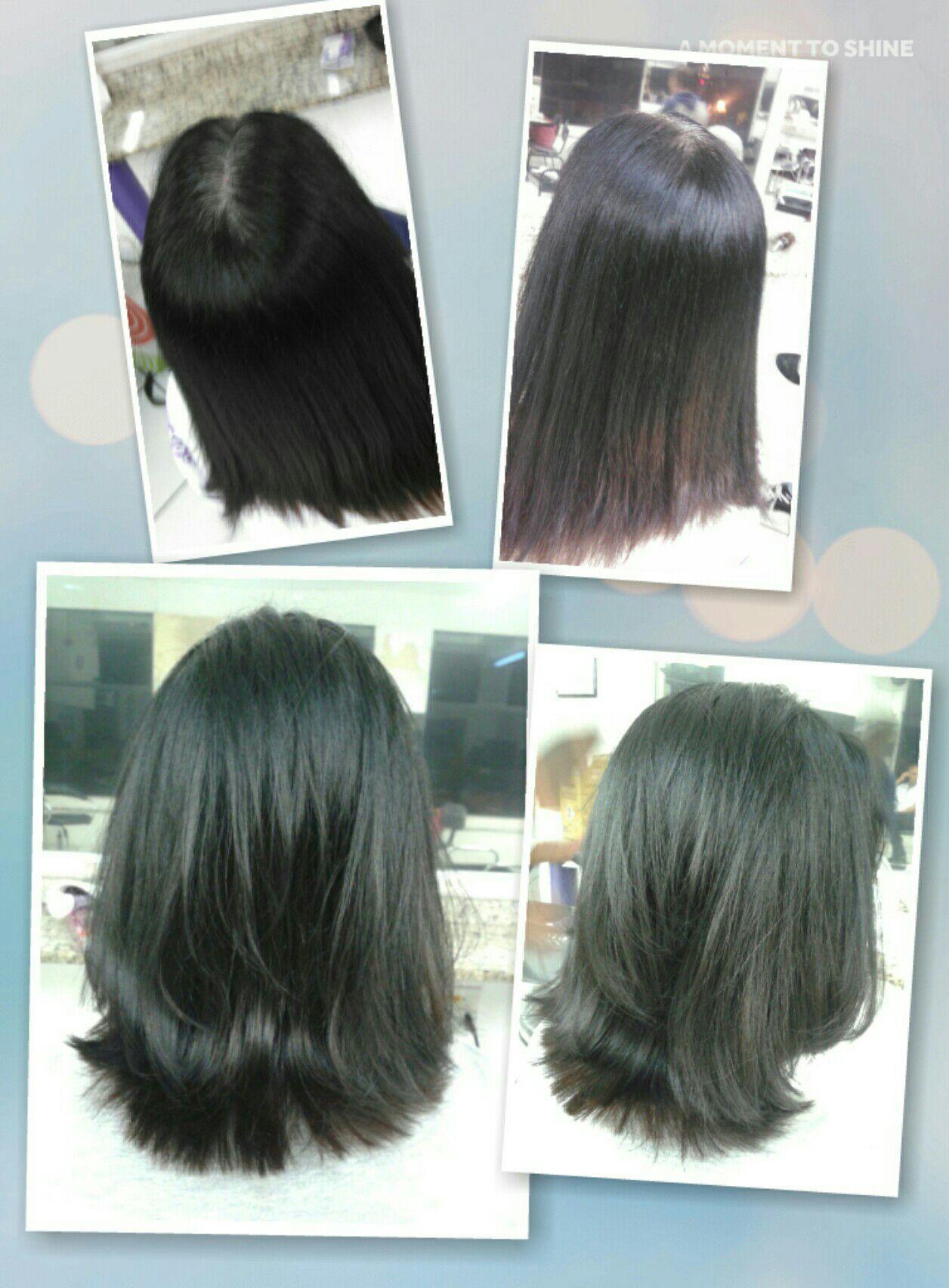 Corte e correção da coloração. cabelo cabeleireiro(a) auxiliar cabeleireiro(a) barbeiro(a)