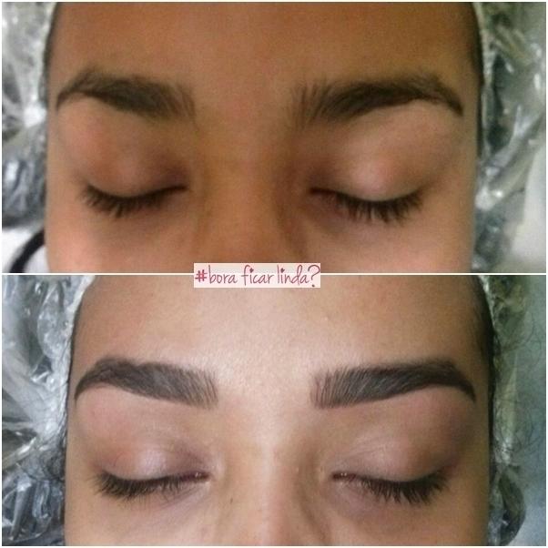 Designer de sobrancelhas   #EaiBoraFicarLinda? outros estudante assistente esteticista