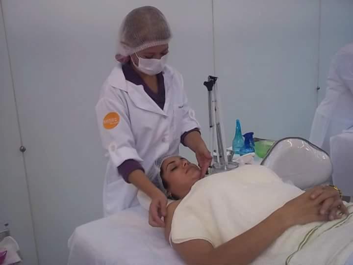 Massofilaxia estética esteticista depilador(a) assistente esteticista recepcionista massoterapeuta