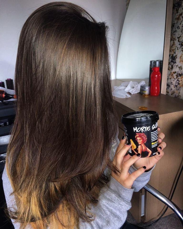 Hidratação cabelo cabeleireiro(a)