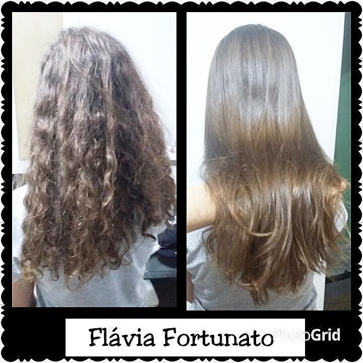 Umectação cabelo cabeleireiro(a)