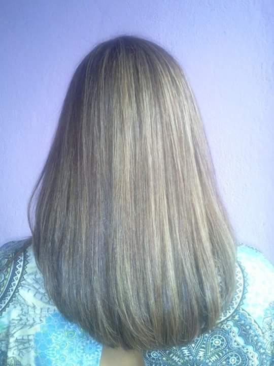 Luzes coloracao e corte cabelo esteticista cabeleireiro(a) consultor(a) maquiador(a)