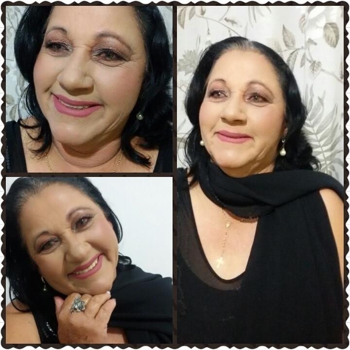 Maquiagem social maquiagem esteticista depilador(a) maquiador(a) cabeleireiro(a)