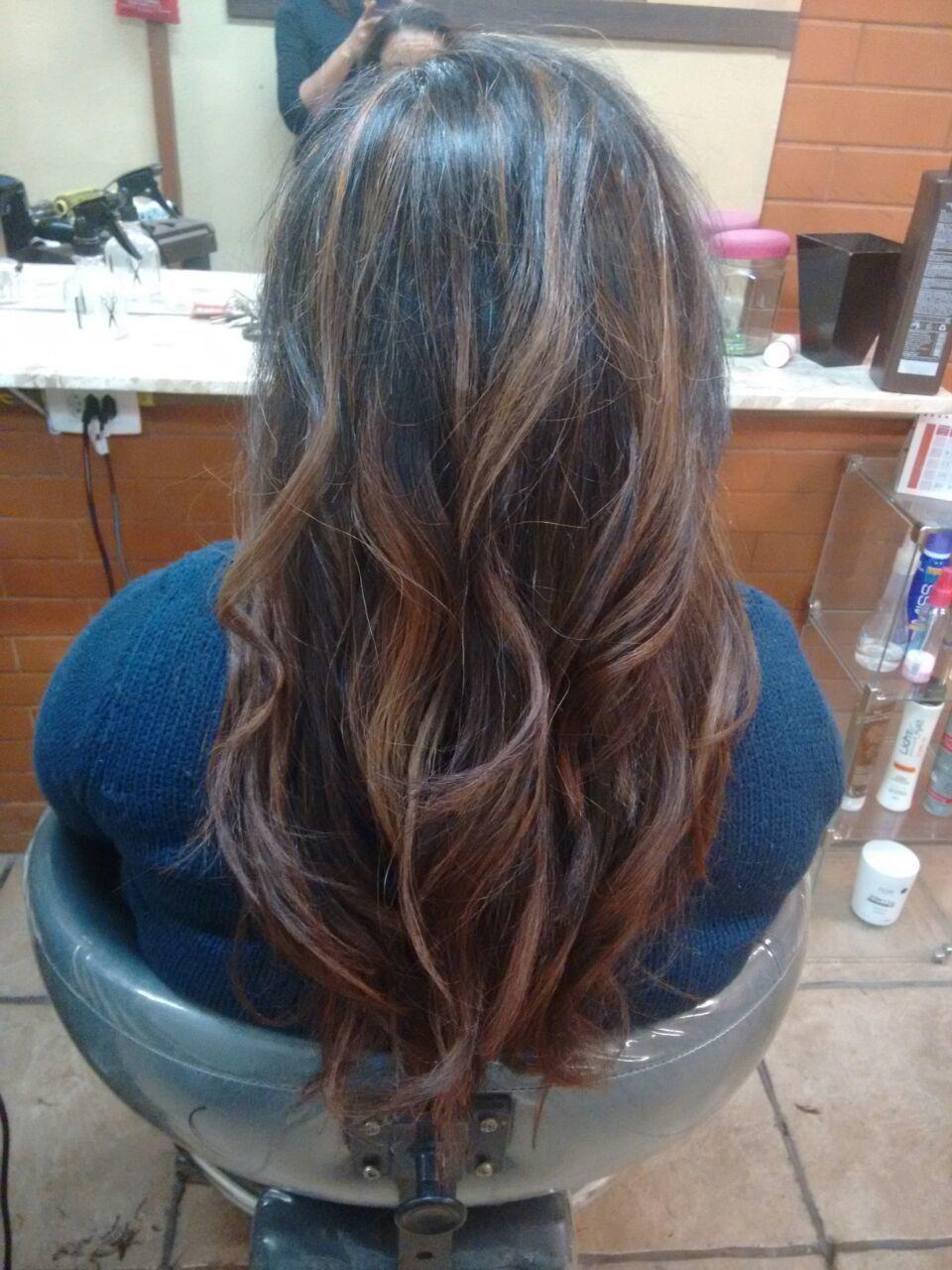 Ombre hair .... cabeleireiro(a)