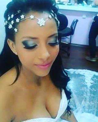 #maquiagem #noiva #penteado  maquiagem cabeleireiro(a) designer de sobrancelhas