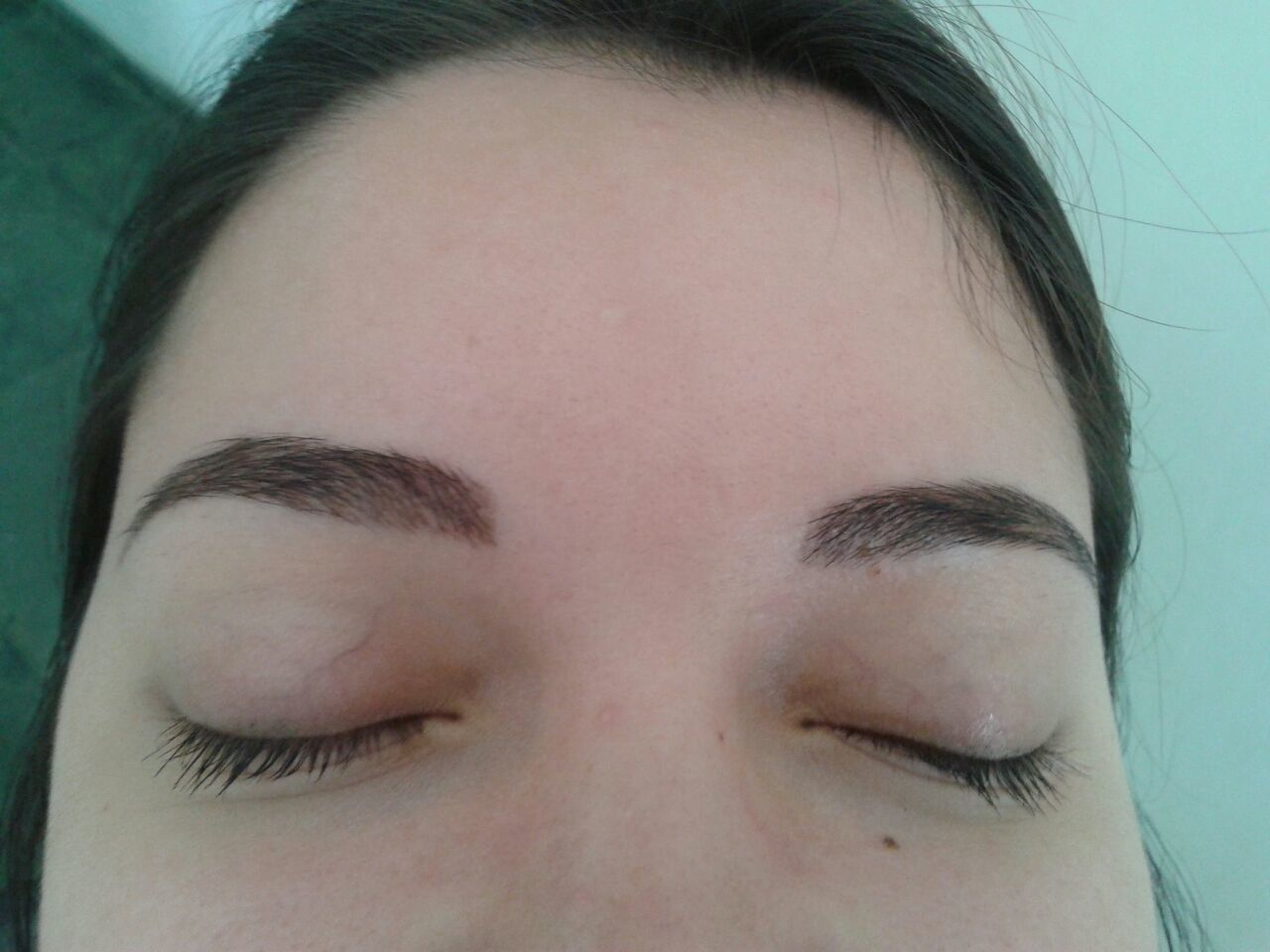 #Designer de sobrancelha com aplicação de Henna. esteticista designer de sobrancelhas depilador(a)