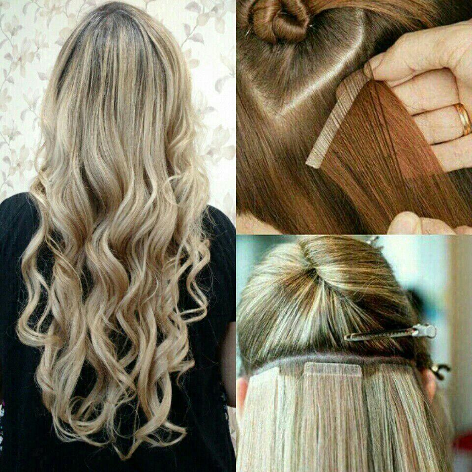 Alongamento de fita adesiva Eurosocap cabelo cabeleireiro(a)