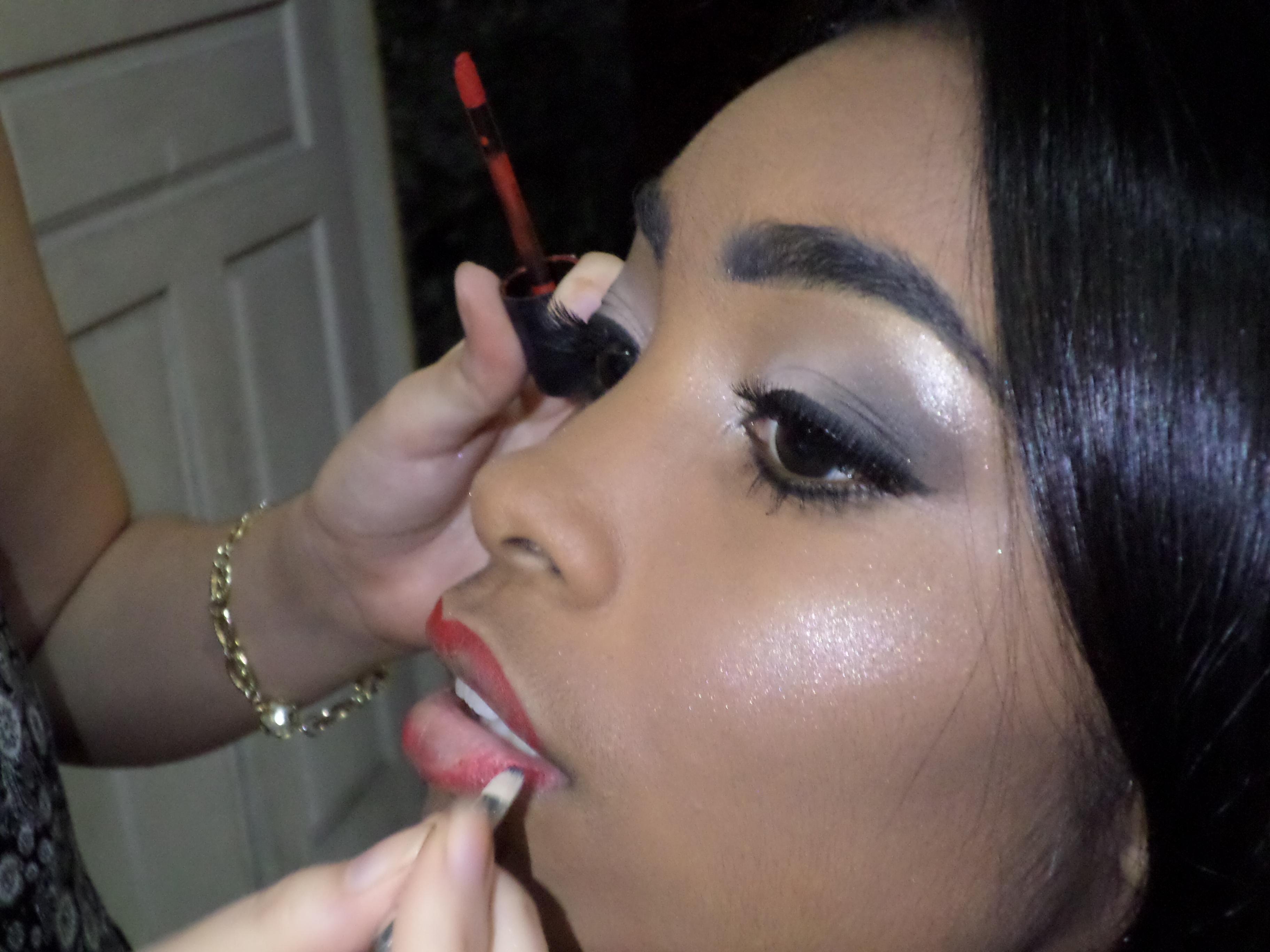 Maquiagem para festa de 15 anos. Siga meu Instagram @kovalecmakeup maquiagem maquiador(a)