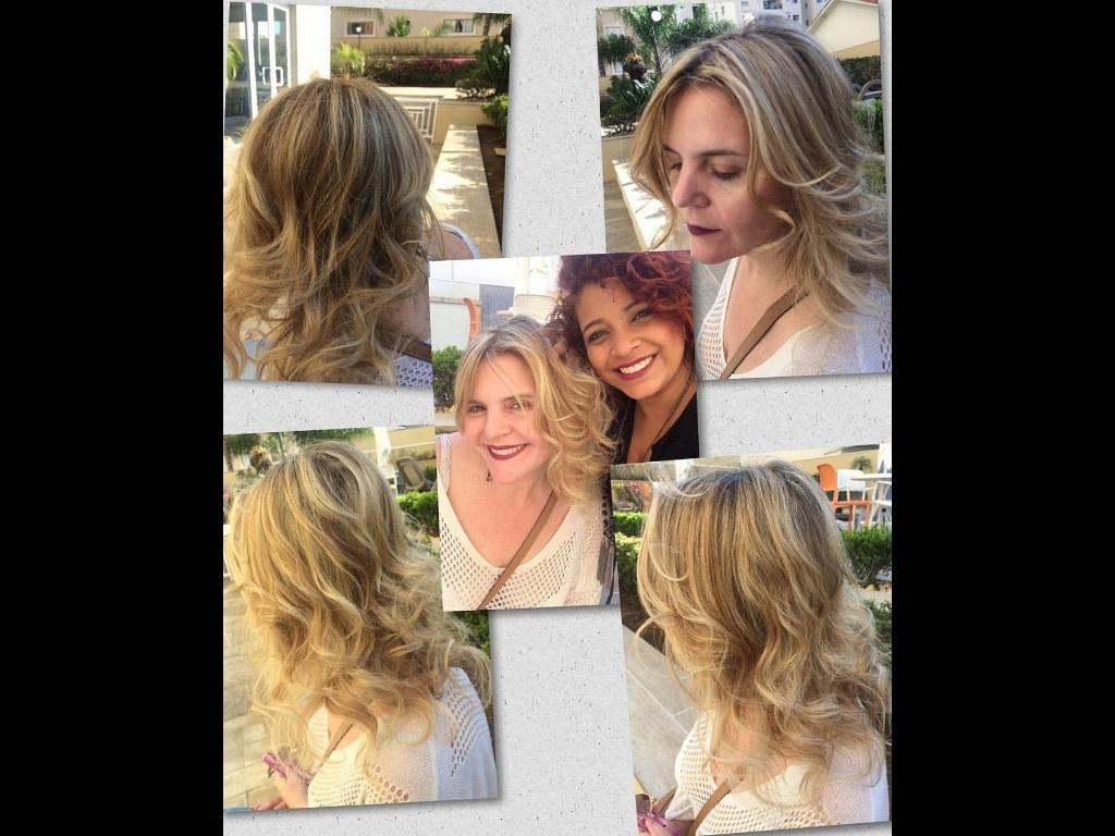 Luzes no tom de pérola!!! cabelo cabeleireiro(a) maquiador(a)
