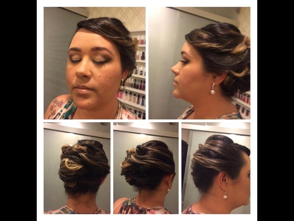 Preso lateral clássico!! cabelo cabeleireiro(a) maquiador(a)