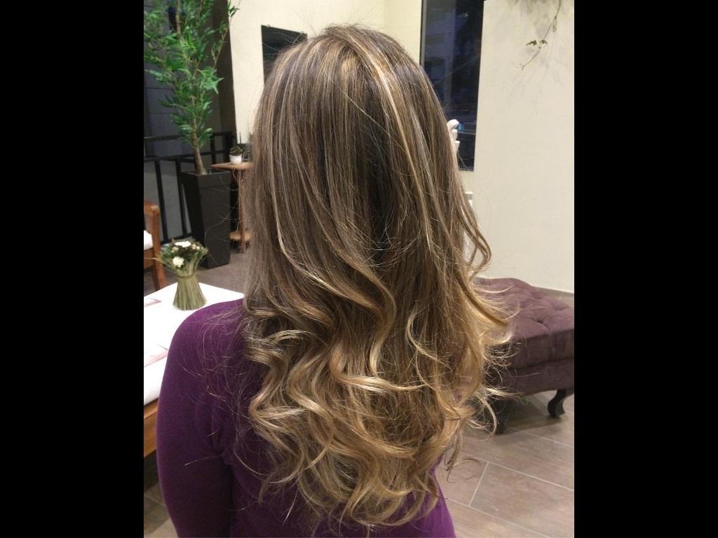 Luzes sombrè!! cabelo cabeleireiro(a) maquiador(a)