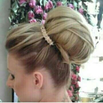 Coquebola #coques#cabelopreso #noivas cabelo cabeleireiro(a)