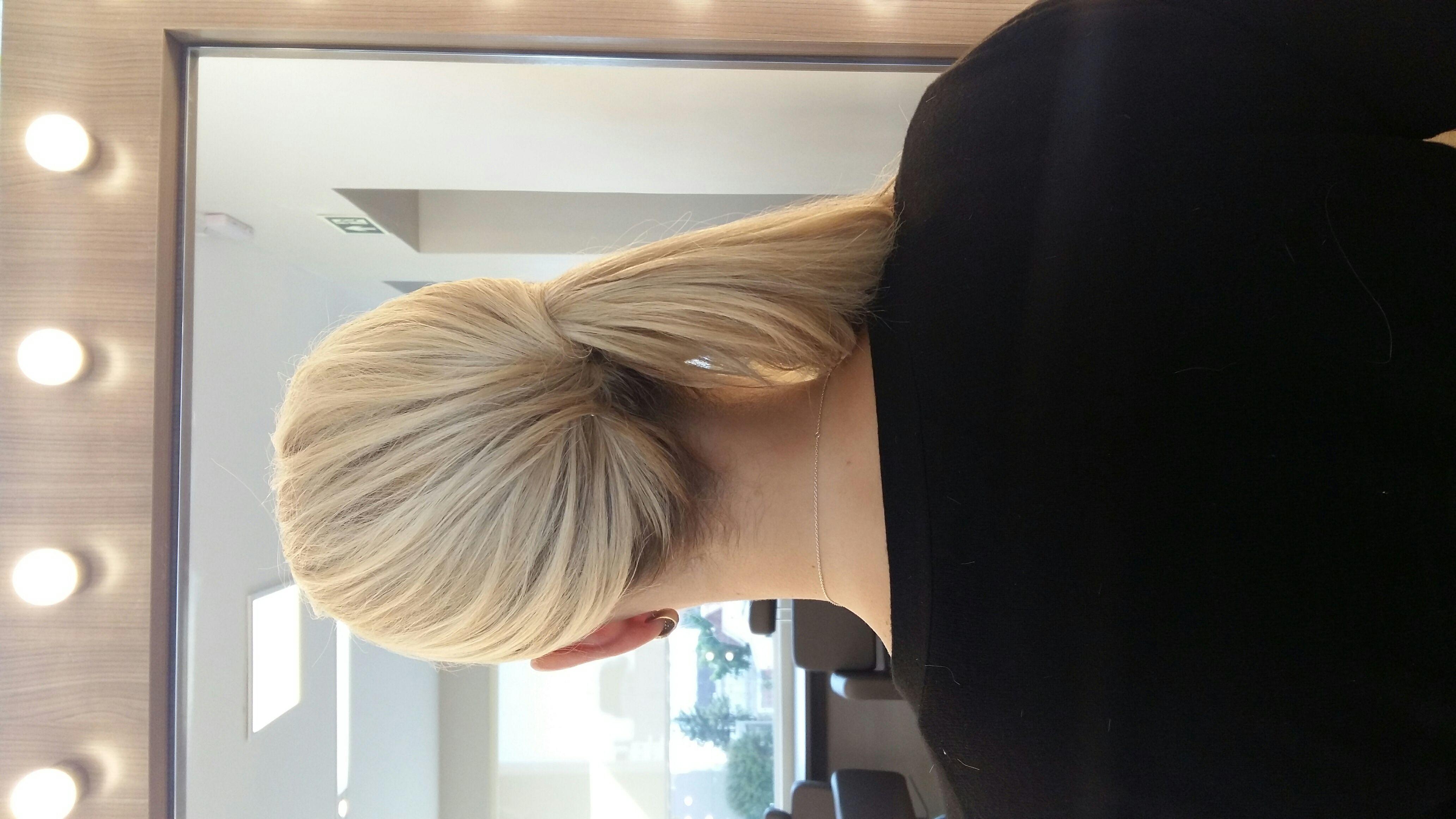Cabelo preso #penteado moderno para madrinhas cabelo cabeleireiro(a)