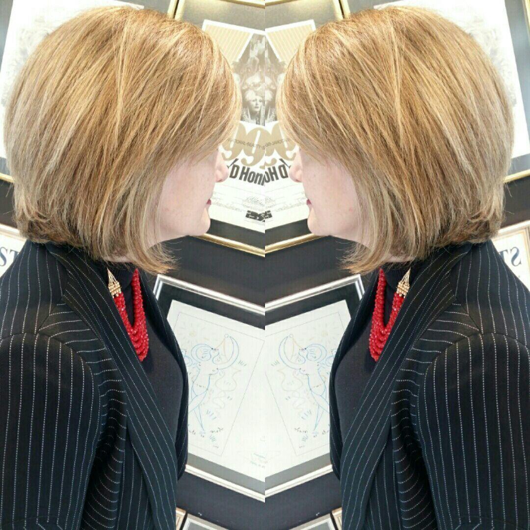 Corte Chanel moderno #cortedegrafilado #isabelhair #isabelcabelo cabelo cabeleireiro(a)