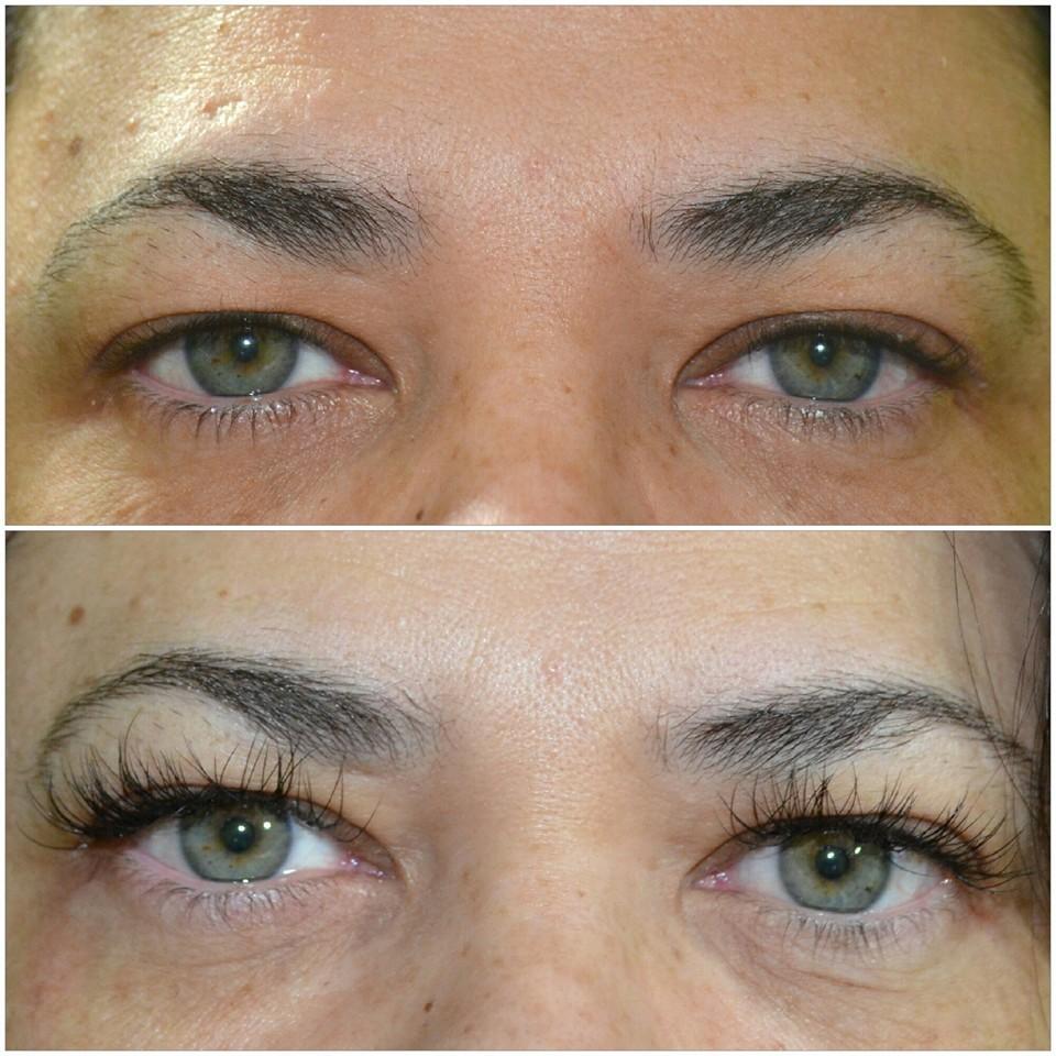 Alongamento de cilios maquiagem designer de sobrancelhas manicure e pedicure depilador(a)