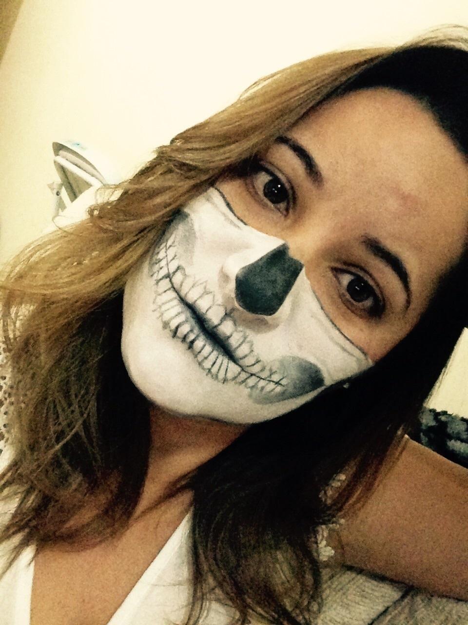 #caveiramexicana maquiagem maquiador(a) cabeleireiro(a)