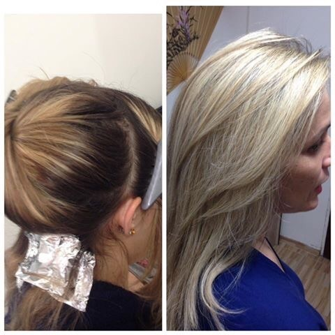 #loiroperolado cabelo maquiador(a) cabeleireiro(a)