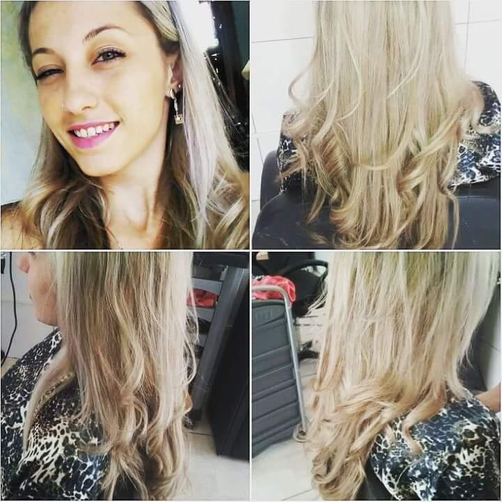 cabelo auxiliar cabeleireiro(a) designer de sobrancelhas recepcionista