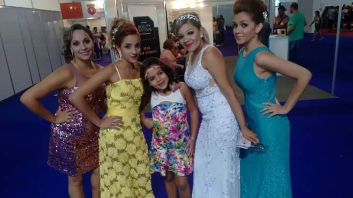 Feira Hair Brasil  Stand Hair Point / Profissão Beleza maquiagem cabeleireiro(a) maquiador(a) stylist