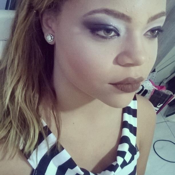 #cliente #poderosa #linda 😍😍😍  maquiagem maquiador(a)