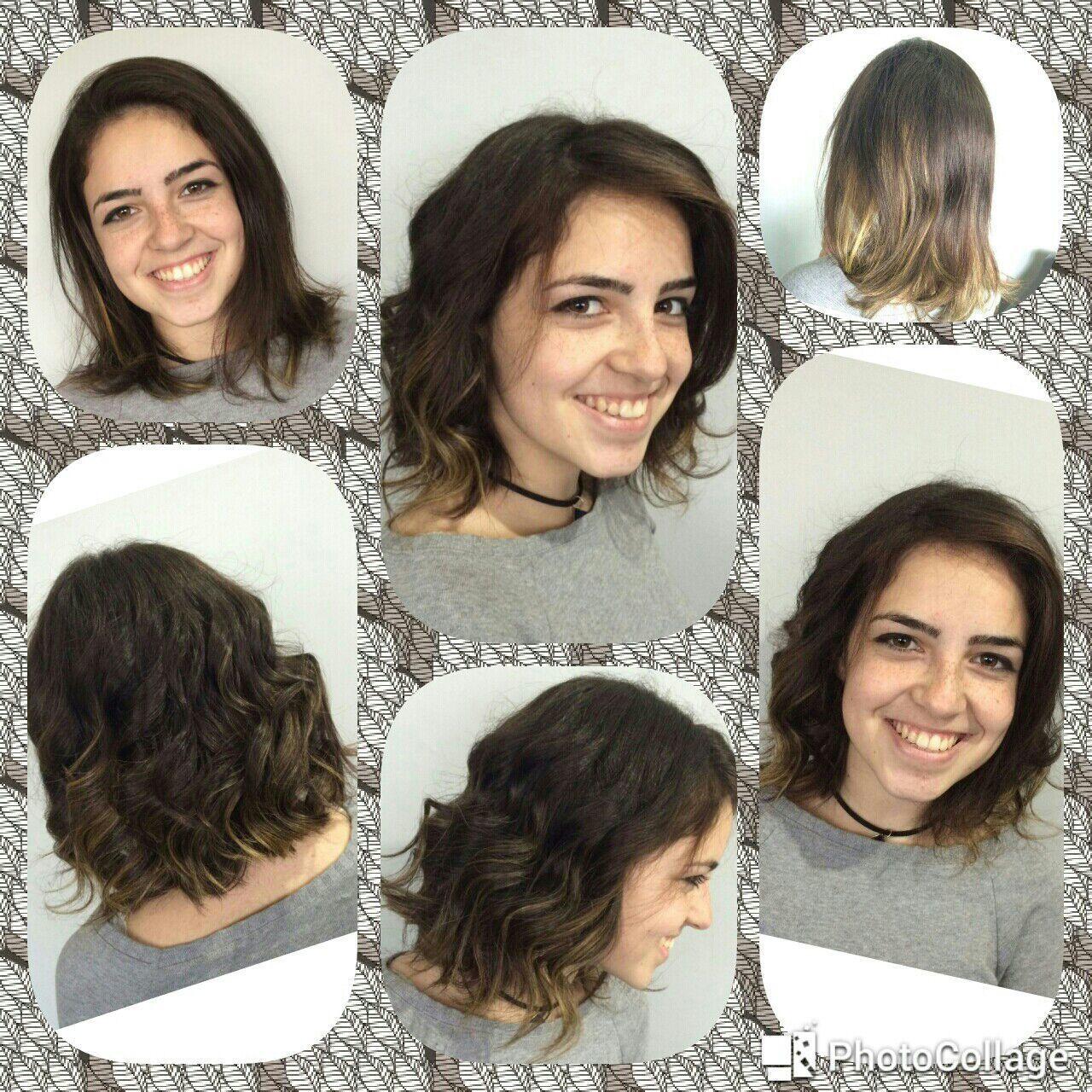 Corte Long Bob cabeleireiro(a)